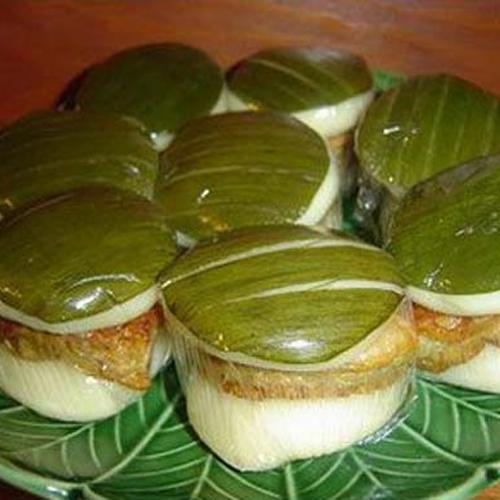 Ăn Tết với bánh dày của người Mông1