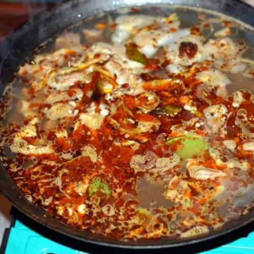 Chinh phục đỉnh cao ẩm thực Lào Cai1
