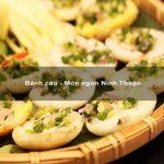Banh căn – Món ngon Ninh Thuận