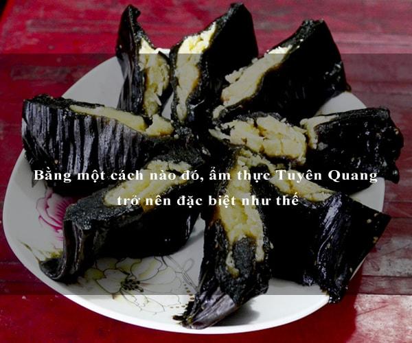Bằng một cách nào đó, ẩm thực Tuyên Quang trở nên đặc biệt như thế 5