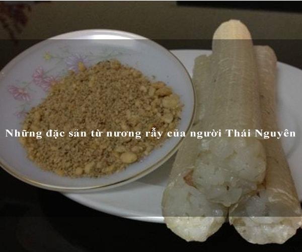 Những đặc sản từ nương rẫy của người Thái Nguyên 2