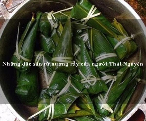 Những đặc sản từ nương rẫy của người Thái Nguyên 7