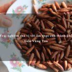 Trải nghiệm thú vị với ẩm thực của thành phố biển Vũng Tàu