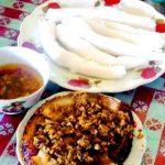 Bánh gật gù- Đặc sản Quảng Ninh
